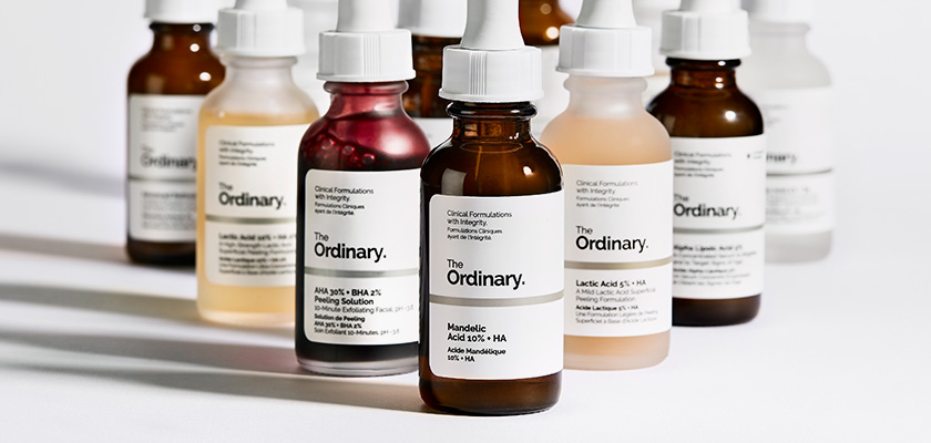 The ordinary big guide, the ordinary best products, skin types